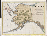 Map showing agricultural regions in Alaska.