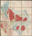 Geological and topographical map of the Atlin mining district, British Columbia.