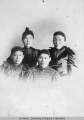 Portrait of four women