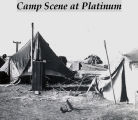 Camp scene at Platinum.