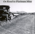 On road to Platinum Mine.