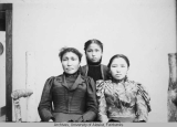 Three unidentified women.