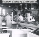 Salmon cannery, Dillingham.