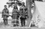 Chief Thomas and wife
