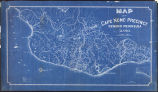 Map of Cape Nome Precinct, Seward Peninsula, Alaska.