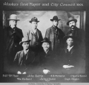 Alaska's first Mayor and City Council 1901