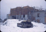 Nome, building under construction.
