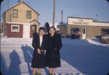 Two women in Nome.