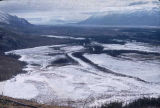 Knik Valley and Knik Glacier.