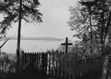 Graveyard at Anvik.