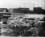 Ice going out May 10th 1914.