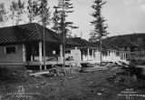 A. E. C. cottages at Nenana, Alaska.