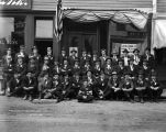 First quota national army, local board no. 17, Fairbanks, Alaska.