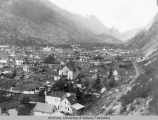 Skagway, a transportation hub for the interior