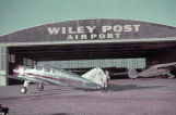 Wiley Post Airport.