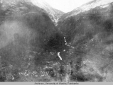 View of Chilkoot Pass