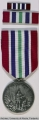 Alaska Territorial Guard medal and ribbon