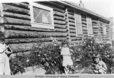Oldfield home. Nenana 1917-1919