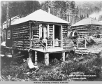 Residence of C. D. Brown, Seward, Alaska