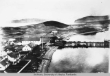 Dutch Harbor before the Japanese bombing