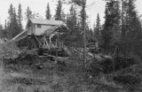 Old saw mill - Homer - 1937.