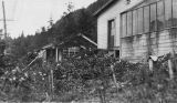 Side view. Pullen House. Skagway,...