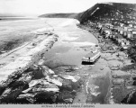 Ice moving in the Yukon at Ruby, Alaska, May 5, 1912