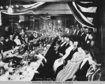 Farewell Banquet to Captain H.W. Hovey