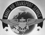 Naval Air Transport Service logo.