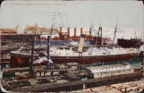 Moran Brothers Shipyard, Seattle, Washington.