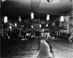 Comic Suliment Ball, Arctic Brotherhood Hall, Iditarod, Alaska, New Year's Day, 1914.
