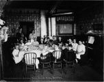 Miss Ellen Capewell's sixth birthday party, Sep. 6, 1916, Ruby, Alaska.