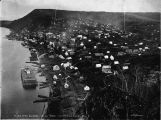 Ruby City, Alaska taken from Lower Hill, Oct. 6, 1911.