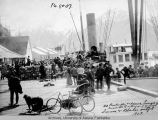 Happy Hooligans arriving at Skagway May 17, 1905