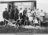 Group at Kenai July 4, 1905