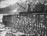 Bridge No. 75 to be reconstructed. Oct. 8/1919.