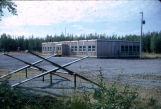 Willow School and seesaws.