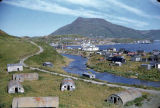 Unalaska and Dutch Harbor.