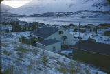 Karluk School and village.