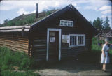 Chalkyitsik Native Store.