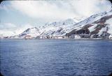 Coastal view of Unalaska.
