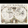NEW MAP OF THE TERRAQUEOUS GLOBE ACCORDING TO THE LATEST DISCOVERIES AND MOST GENERAL DIVISIONS OF...