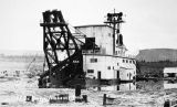 Fairbanks Exploration Co[mpany] dredge.
