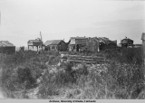 Kenai Indian homes