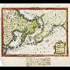 NEW MAP OF THE NORTH EAST COAST OF ASIA, AND THE NORTH WEST COAST OF AMERICA, WITH THE LATE...
