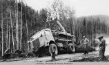 Alaska Highway construction