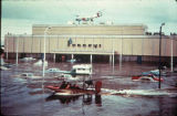 Fairbanks 1967 flood photographs.