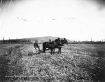 William Young's ranch. Fairbanks, Alaska.