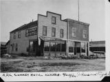 Cooney Hotel, Nenana, where we stayed.