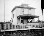 Joslin house. Fairbanks 1905.